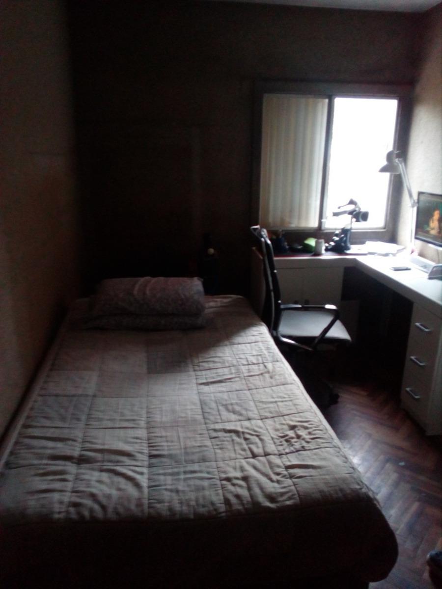 apartamento muy bien ubicado 3 dormitorios y un baño