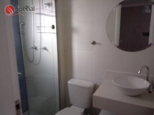 apartamento na água rasa, 2 vagas - ap12506