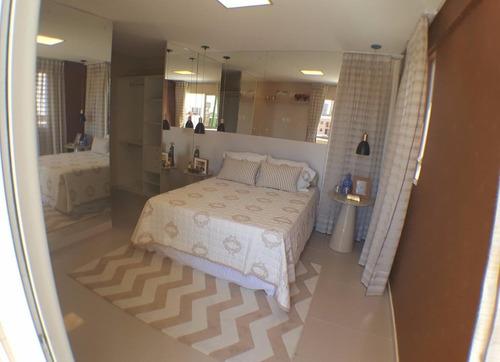 apartamento na aldeota  com 03 quartos, 02 vagas, fortaleza. - ap0058