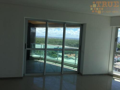 apartamento na av boa viagem, novo, (81) 98715-3333 - ap1376