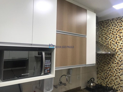 apartamento na av. bosque da saúde - bi25538