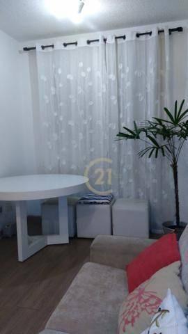apartamento na barra funda com 2 dormitórios à venda, 45 m² por r$ 279.000 - são paulo/sp - ap17330
