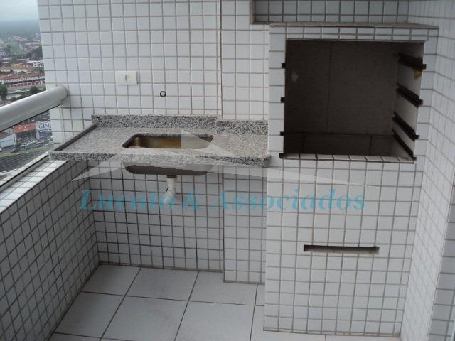 apartamento na guilhermina, 02 dormitórios sendo 01 suite - ap00996 - 3495006