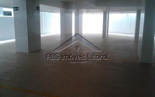 apartamento na guilhermina em praia grande ( financiamento direto )