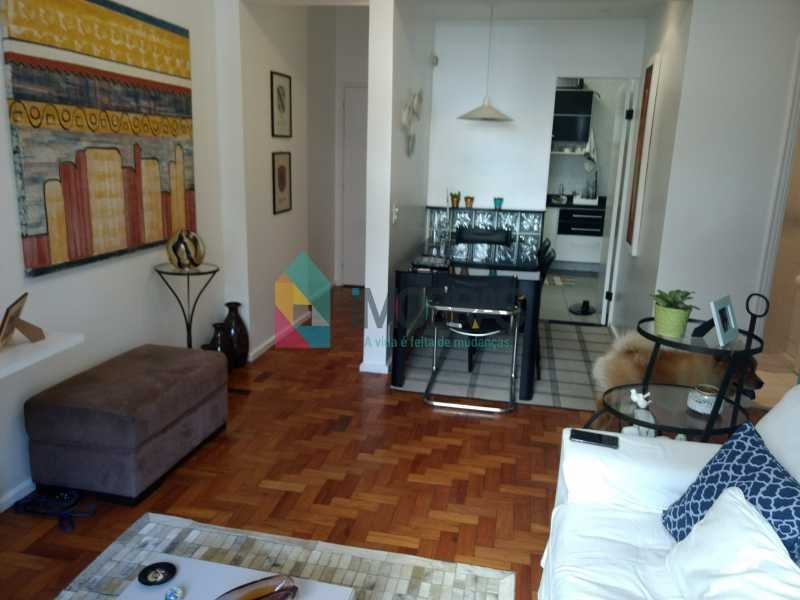 apartamento na lagoa de 2 quartos e suíte - cpap20573