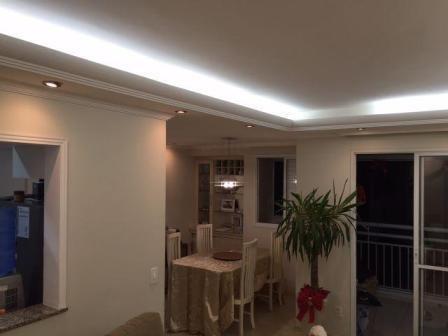apartamento na lapa na rua george smith- 7343