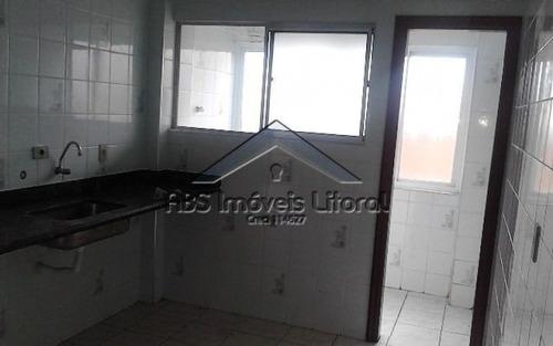 apartamento na ocian em praia grande - ap 595