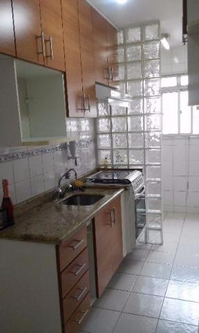 apartamento na pariarca / guilhermina - 2 dorm, 1 vaga