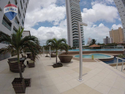 apartamento na parquelândia com a melhor área de lazer da região - ap0286