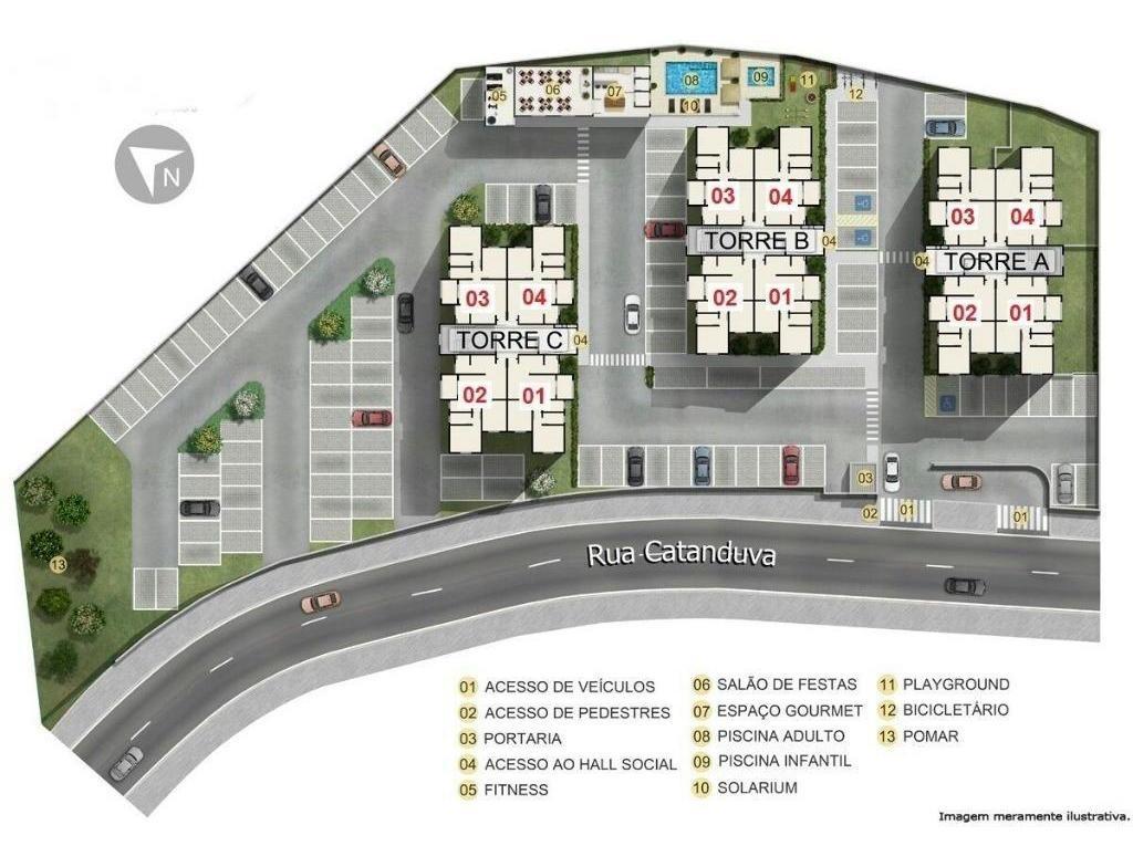apartamento na planta- para venda - ap1380