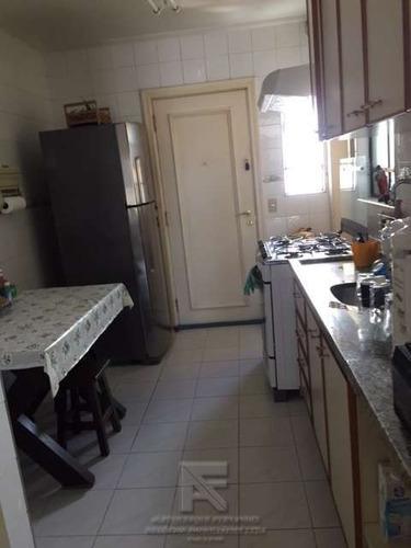 apartamento na pompéia, 3 dormitórios, 2 vagas - 2386-1
