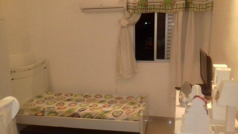 apartamento na ponta da praia mobiliado à venda - 551