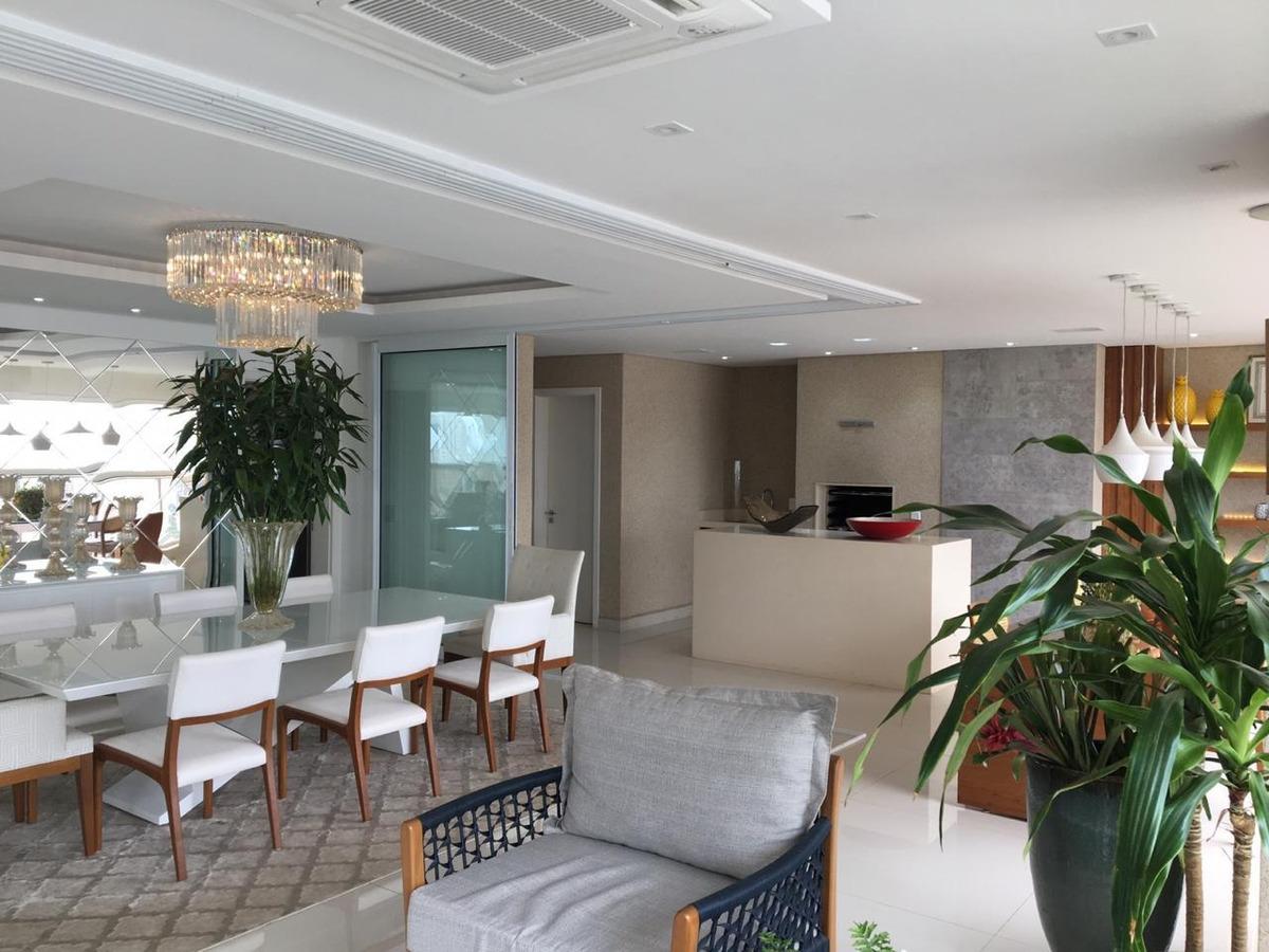 apartamento na praça da t23 com 4 quartos setor bueno
