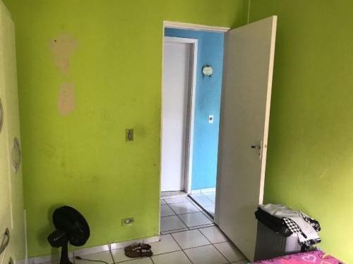 apartamento na praia, 2 quartos, entrada e parcelas.