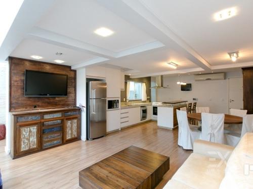 apartamento na praia brava a venda - 0392