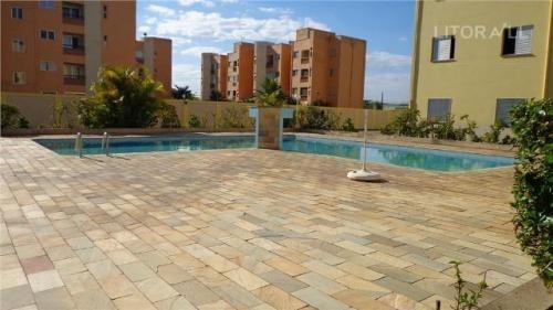 apartamento na praia com piscina em itanhaém-sp 2389-pc
