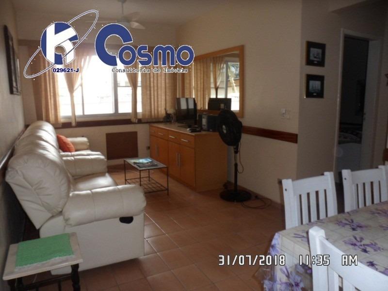 apartamento na praia da enseada, guarujá a venda, locação anual ou permuta - ap00333 - 32760993