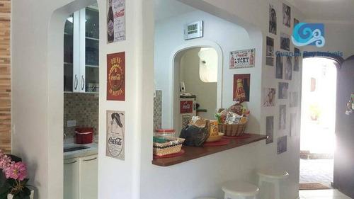 apartamento na praia da enseada - guarujá, para venda e locação anual. - ap4693