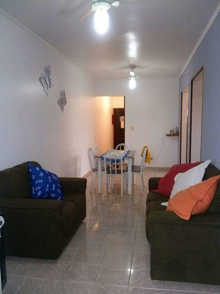 apartamento na praia de mongaguá  c6057