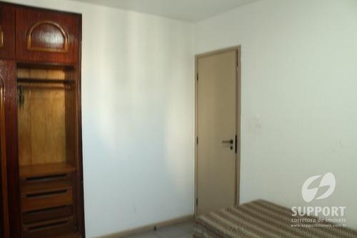 apartamento na praia do morro - v-910