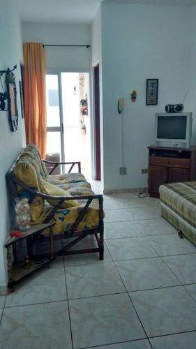 apartamento na praia do sonho, em itanhaém, 4347