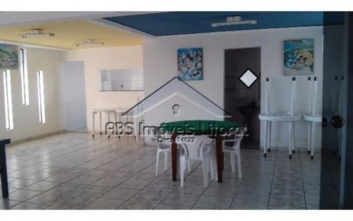 apartamento na praia grande  em vila caiçara  - ap 414