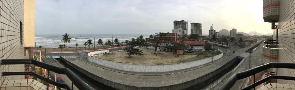 apartamento na praia r$ 145 mil mongaguá ref: 7346 c
