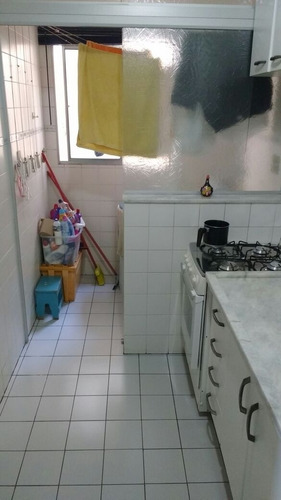 apartamento na rua felipe camarão - são bernardo do campo - 3694