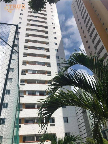 apartamento na torre, andar alto - ap2735