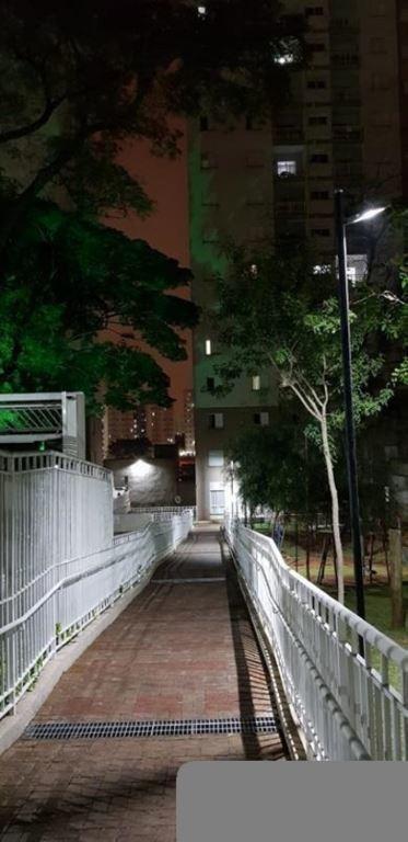 apartamento na vila amália, mandaqui com 2 dormitórios sendo 1 suíte, sala com varanda gourmet - 170-im342255
