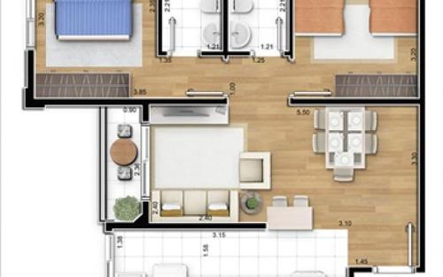 apartamento na vila andrade morumbi