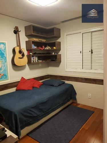 apartamento na vila augusta, 150m², 3 dormitórios, 3 suítes, 2 vagas cobertas. - ap0755