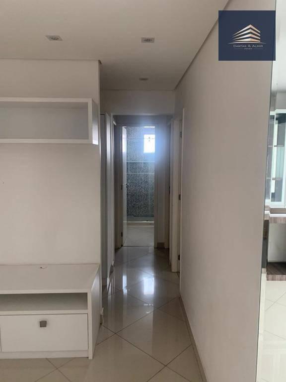 apartamento na vila augusta, condomínio class, 3 dormitórios, 1 suíte, 2 vagas, estuda permuta. - ap0869