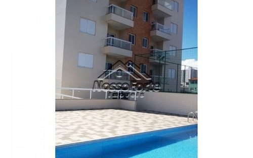 apartamento na vila caiçara em praia grande
