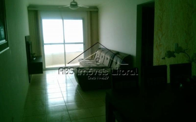 apartamento na vila caiçara praia grande - ap 562