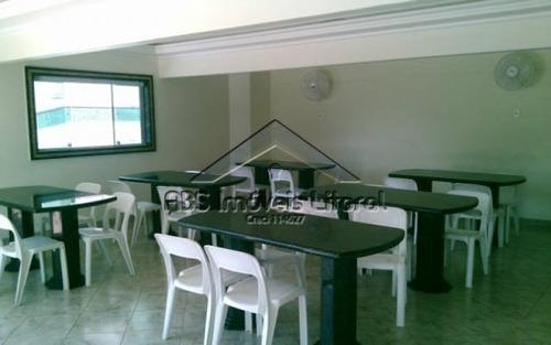 apartamento na vila caiçara praia grande - sp - 577