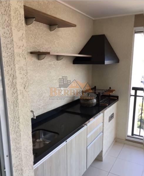 apartamento na vila carrão com terraço gourmet - 4419