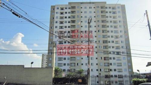apartamento na vila cretti, carapicuiba, 2 quartos e 1 vaga - 929