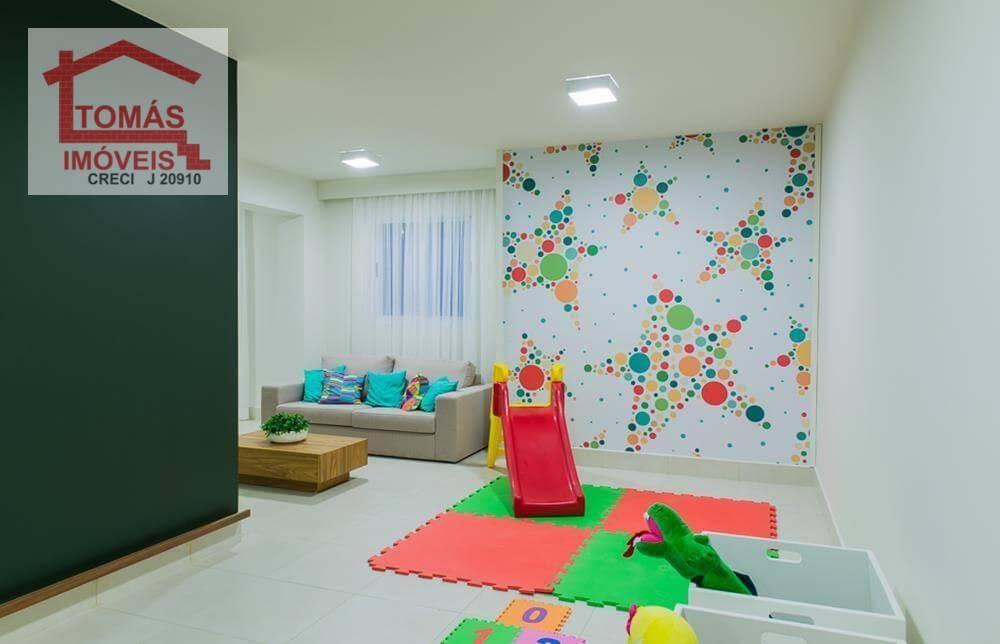 apartamento na vila dos remédios, todo mobiliado, atualmente com 1 dormitório, sala ampliada, podendo voltar a ser de dois dormitórios - ap1361