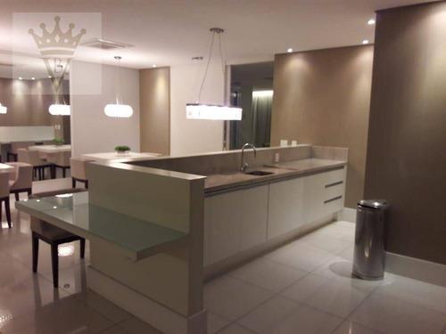 apartamento na vila gomes cardim, 35m,  1 dormitorios, 1 vaga de garagem - ap1716