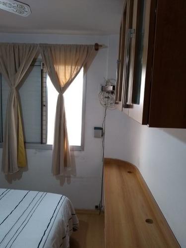 apartamento na vila guilherme reformado. 1 dormitório a 10 minutos do metrô parada inglesa, - 170-im341215