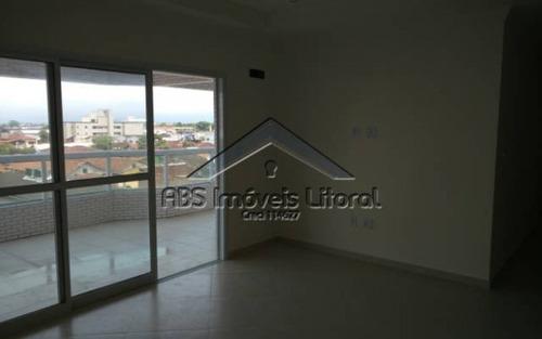 apartamento na vila guilhermina praia grande - ap 618
