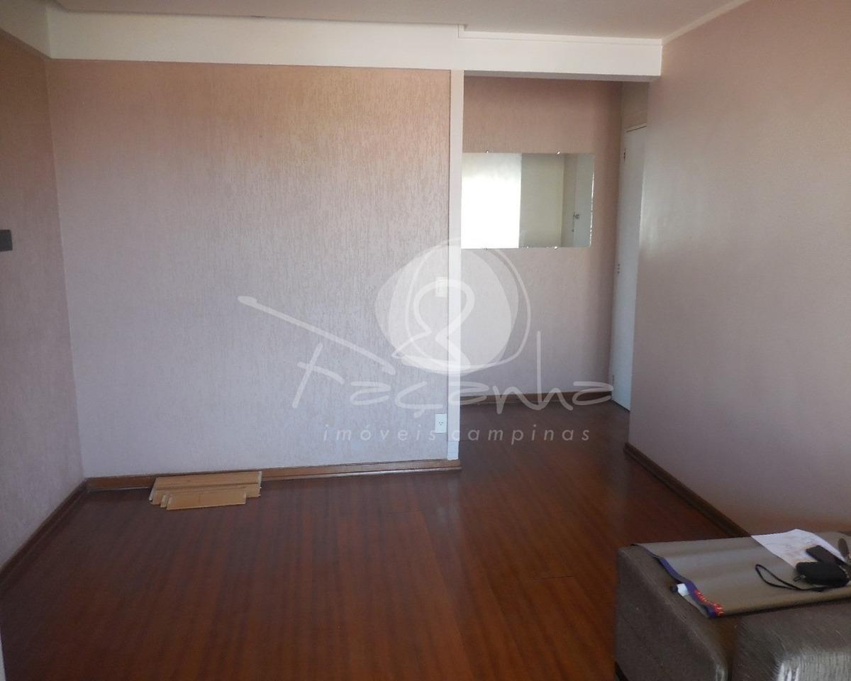 apartamento na vila industrial em campinas para venda. - ap02769 - 33590088