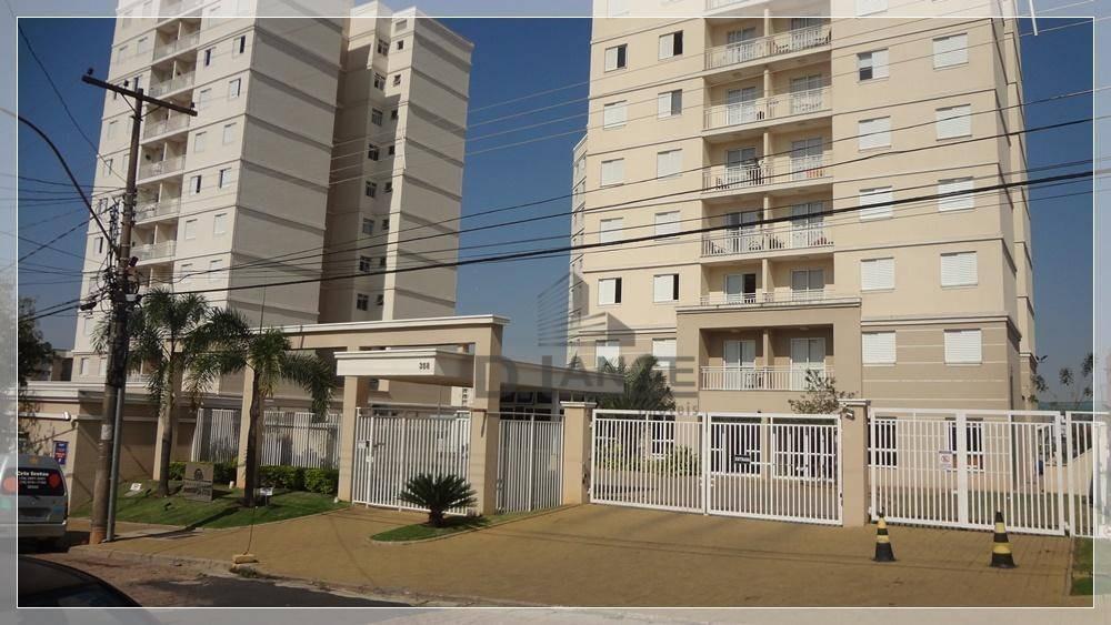 apartamento na vila industrial em campinas / sp. - ap17821