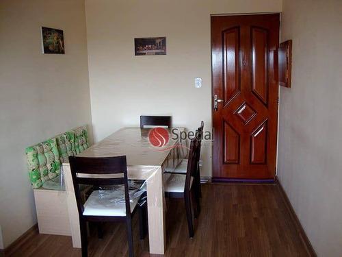 apartamento na vila invernada, são paulo - ap10736. - ap10736