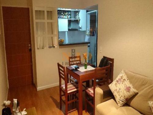 apartamento na vila mascote - 257