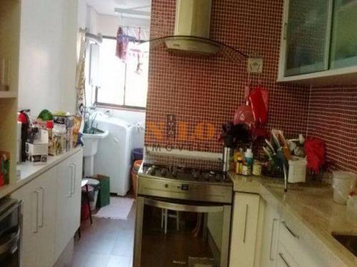 apartamento na vila mascote - 293