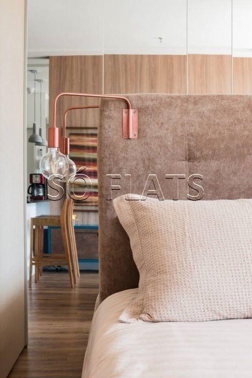 apartamento na vila olímpia com 42m² - sf30369
