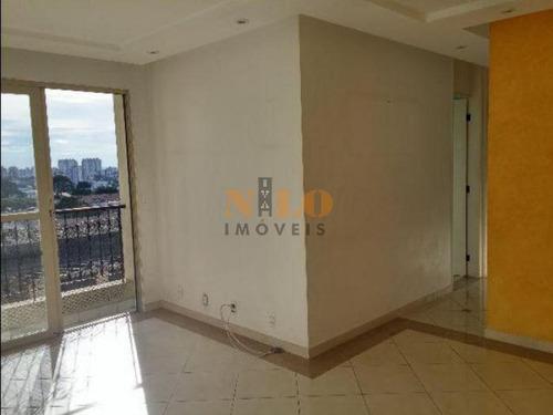 apartamento na vila santa catarina - 256