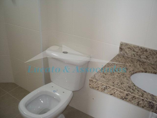 apartamento na vila tupi, 02 dormitórios sendo 02 suítes - ap00950 - 3422016